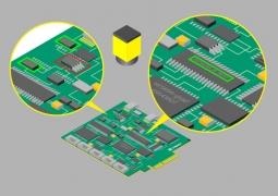 Cognex визуална инспекция на печатни платки