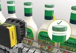 Cognex инспекция за наличието и цялостта на атрибутите по опаковките