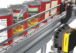 Cognex проверка на качеството на етикетите