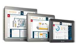 Човеко-машинен интерфейс, HMI от Weintek