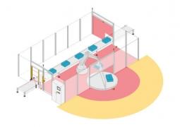 PILZ – Наблюдение на зони с 2D лазерни скенери